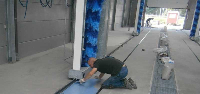 coatings for the car wash