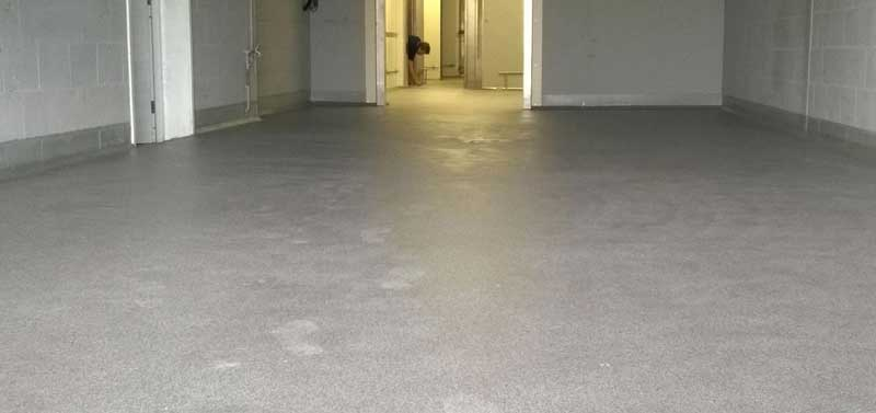 food sector coating floor