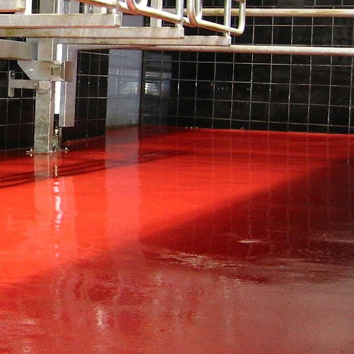 Goat farm coating