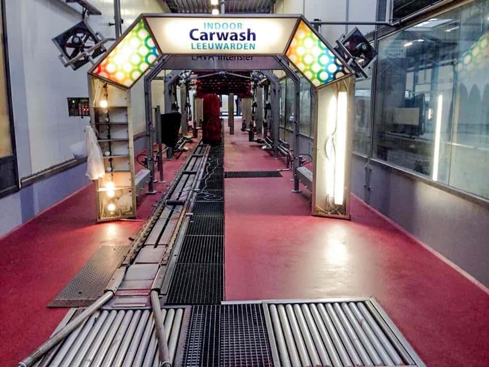 carwash straat coating