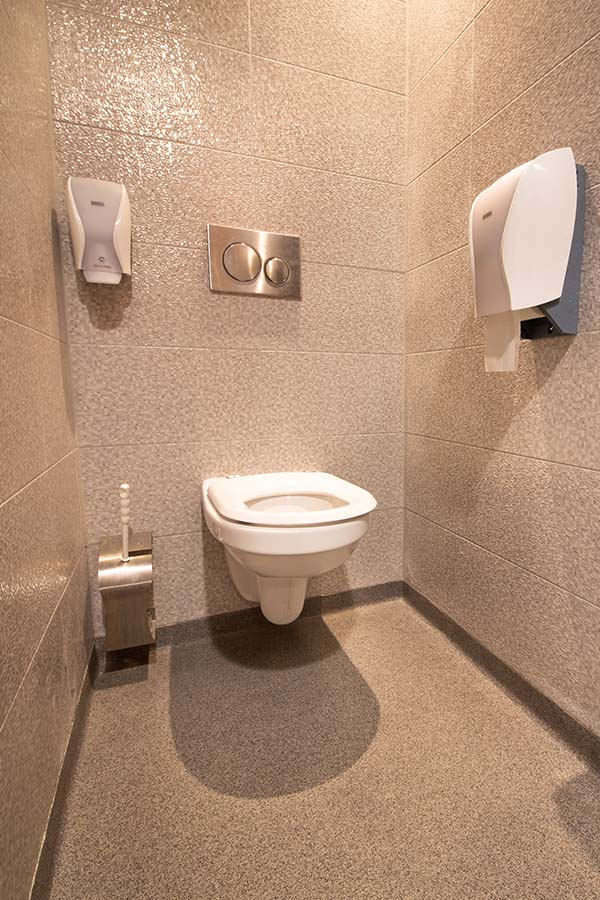coatings for sanitary rooms