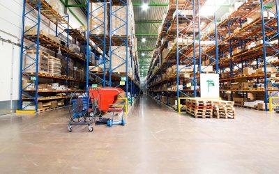 Hoe maakt u de juiste keuze voor uw magazijnvloer?