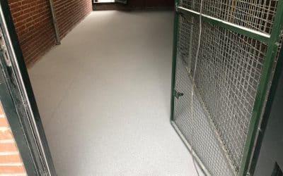 Waarom dierenpensions en dierenartsen goede vloeren nodig hebben