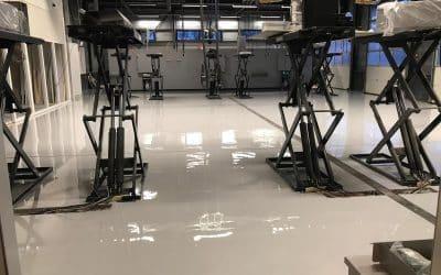 Hoe de juiste vloeren werkplaatsen kunnen verbeteren