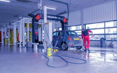 Mikeys Carwash in Zwijndrecht