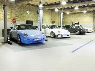 Werkstatt oder Garage